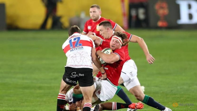 Rugby: Rivalries starting to grow as Lions hunt test starting berths