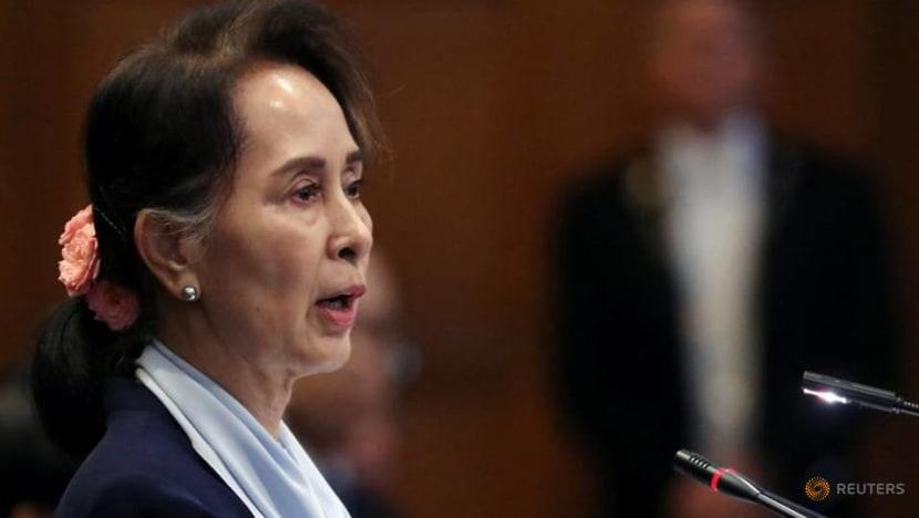 Myanmar's Aung San Suu Kyi denies 'genocidal intent' in Rohingya case
