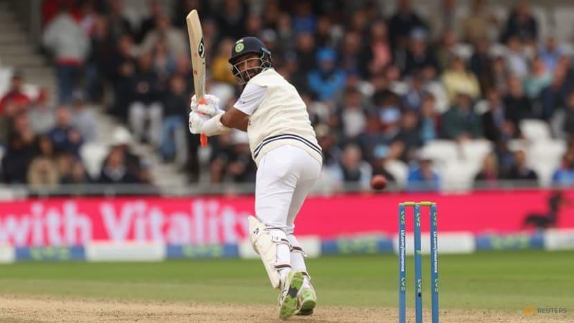 Cricket:Resurgent Pujara leads India's resistance at Headingley