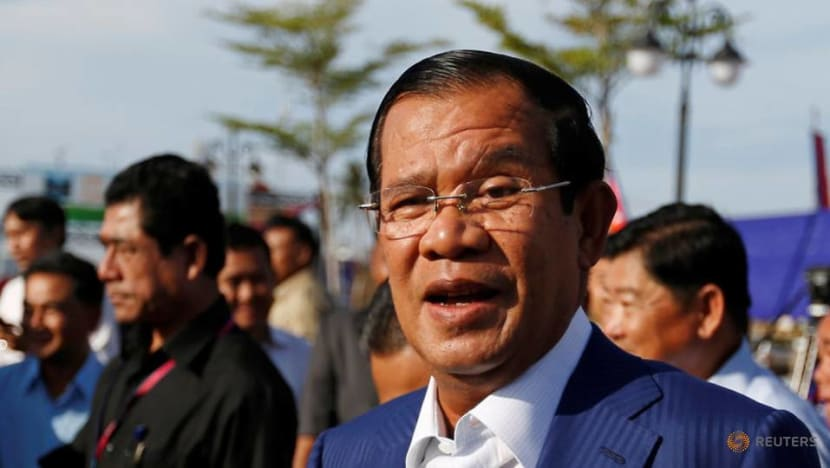 Cambodia premier condemns use of rights as 'political tool'
