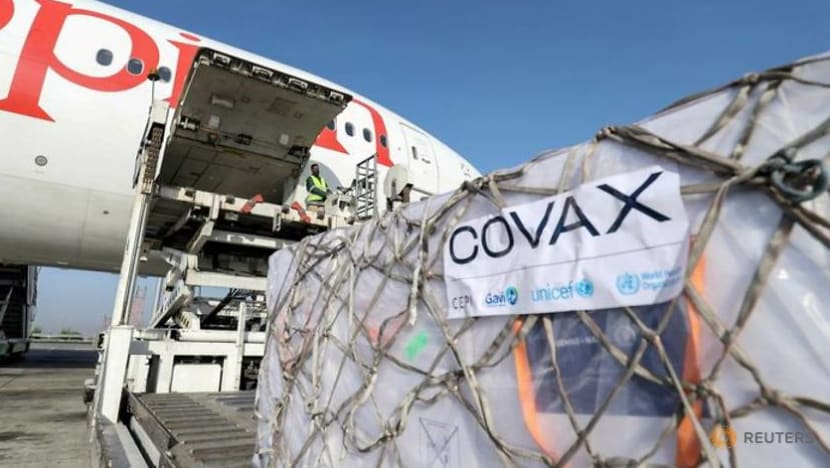 EU has shipped tiny percentage of planned COVID-19 shot donations - document