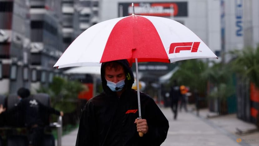 Final Russian GP practice cancelled due to rain, qualifying uncertain