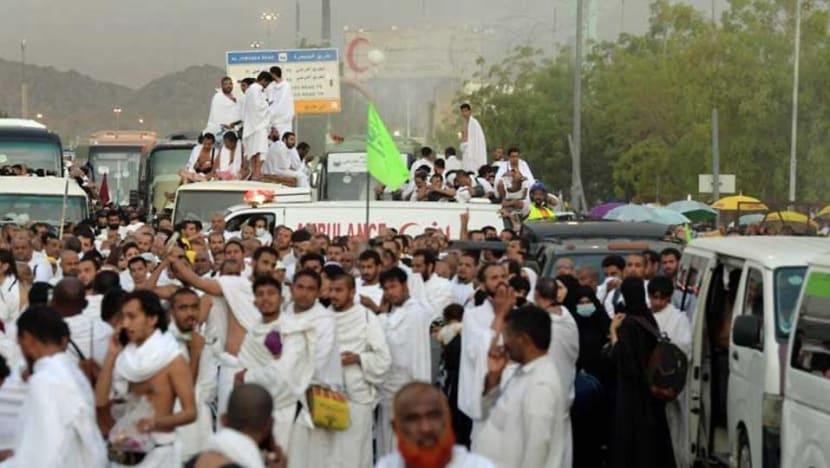 Haj transport poses challenge for Saudi hosts