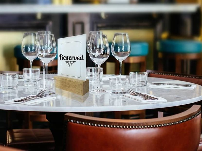 Restaurant no-shows on the rise as Singapore's F&B scene struggles through the pandemic