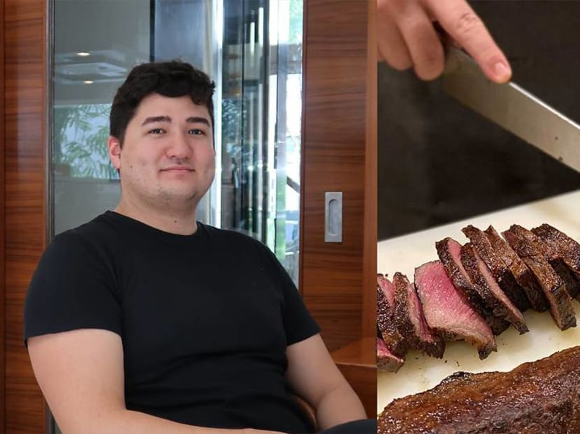 Creative Capital: The multi-racial Singapore chef taking the private dining world by storm
