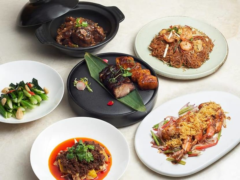 Hungry? All New Feastival offers new dishes and menus from top Singapore restaurants