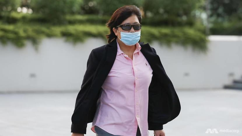 Woman seen without mask gets 14 new charges, challenges prosecutor who says she breached bail conditions