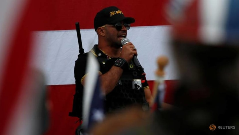 Leader of group involved in US Capitol violence was 'prolific' informer for law enforcement