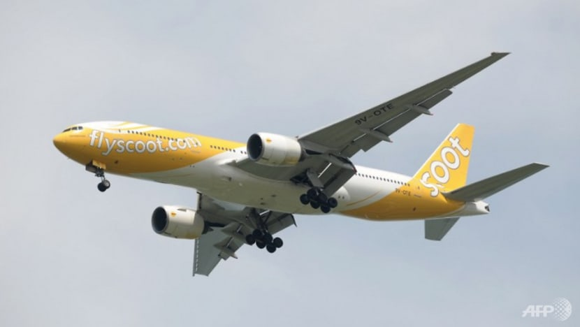 Scoot flight from Gold Coast to Singapore diverted after passenger causes disruption