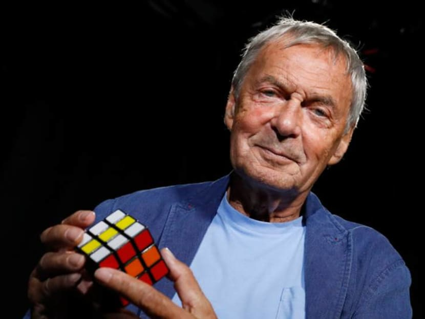 'The Cube has his own voice': Erno Rubik and the story behind the iconic toy
