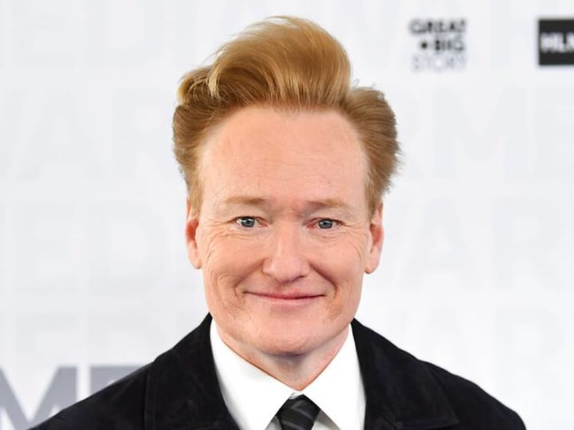 Conan O'Brien ends late-night show after 11-year run with snark, gratitude