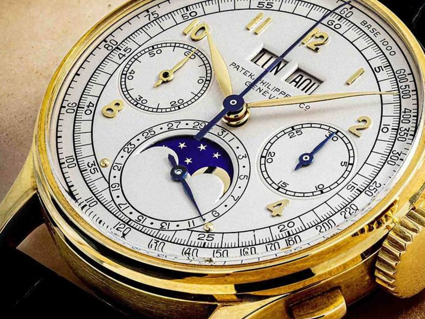 A S$17 million Patek Philippe collection belonging to a single owner is up for auction