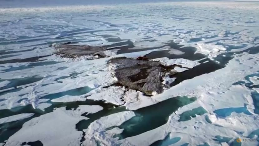 Greenland expedition discover 'world's northernmost island'