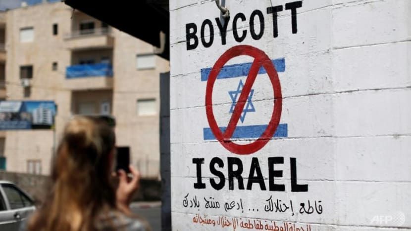 Commentary: Can boycotts over Gaza conflict achieve their intended objectives?