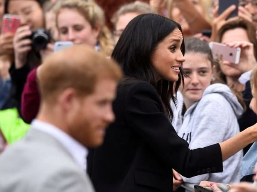 As US interview nears, Meghan and Harry won't tango with UK tabloids
