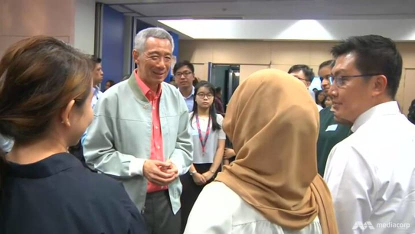 Singapore's education system faces 'biggest challenge' of enabling continued learning, PM Lee says