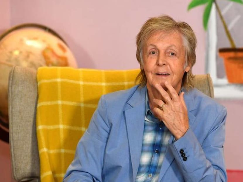 'I Feel Fine' - Beatles legend Paul McCartney gives COVID-19 vaccine a shot in the arm