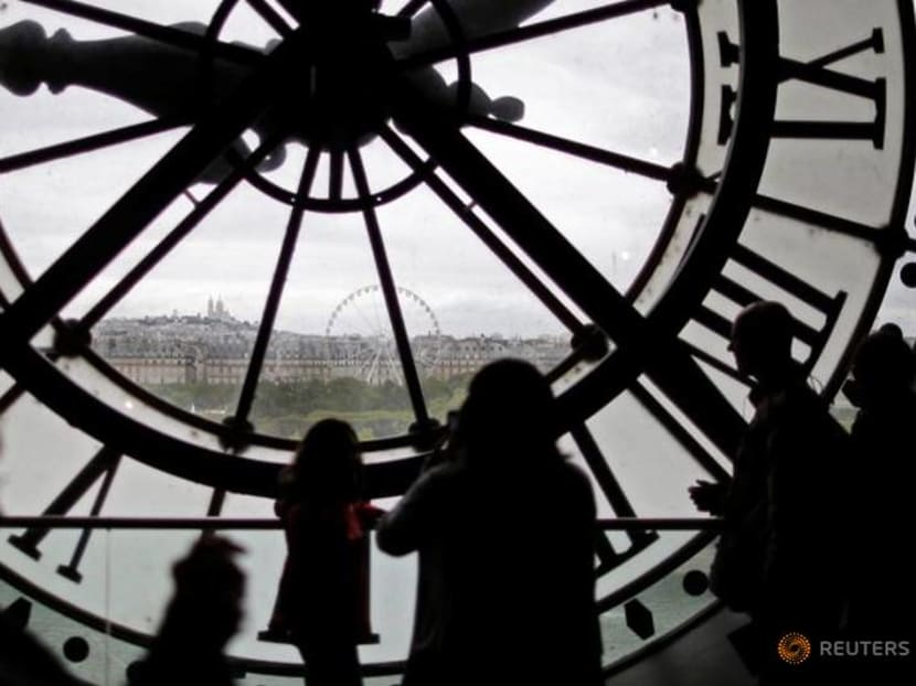 Paris museum gets ready to welcome visitors after COVID shutdown