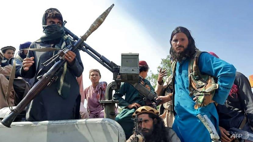 Afghan president Ghani says Taliban has won as militants enter Kabul