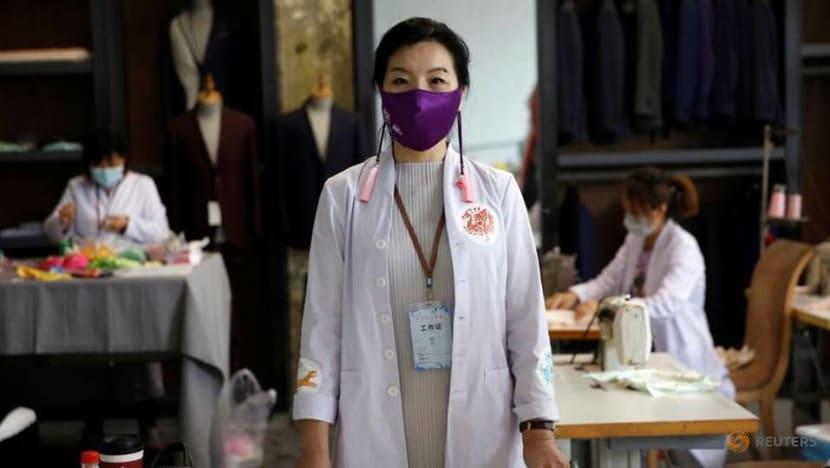'Xinjiang cotton is my love': Patriots on show at China Fashion Week