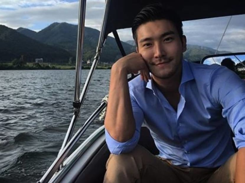 Super Junior's Siwon apologises to angry Chinese fans for liking Hong Kong protest tweet