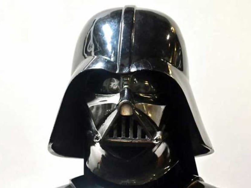 Darth Vader helmet among Hollywood treasures in S$14m auction