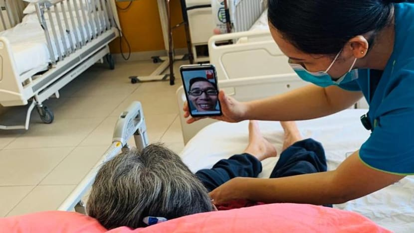 COVID-19: Family members with loved ones in nursing homes endure time apart