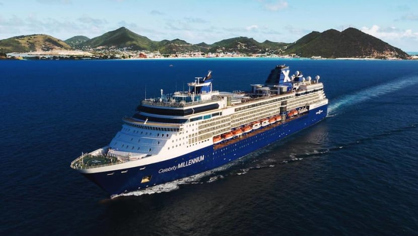 2 COVID-19 cases on one of the first North American cruises since virus hit