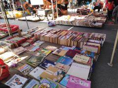 【城市呼吸】黄素怀:逛一逛周末书市,窥探过去时代的辉煌