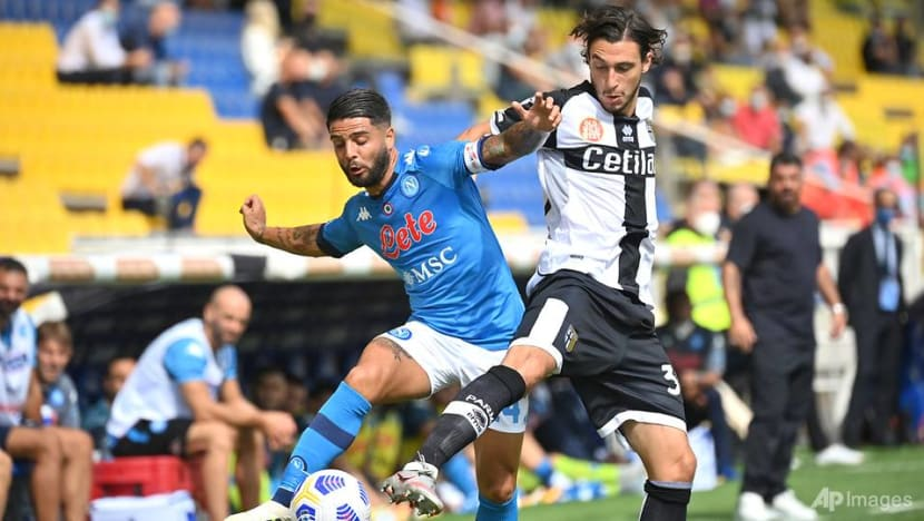 Football: Napoli players left off Italy squad due to virus concerns