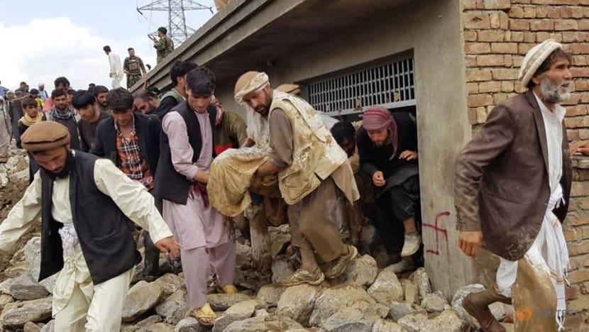 Death toll rises to 122 in Afghan flash floods, many missing