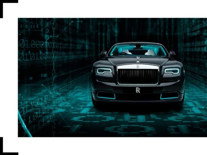 This Rolls-Royce interactive game is a brain teaser. Can you crack the code?