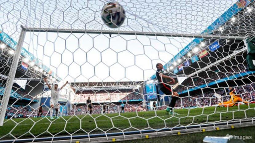 Football: Spain beat Croatia in eight-goal thriller as Morata answers critics
