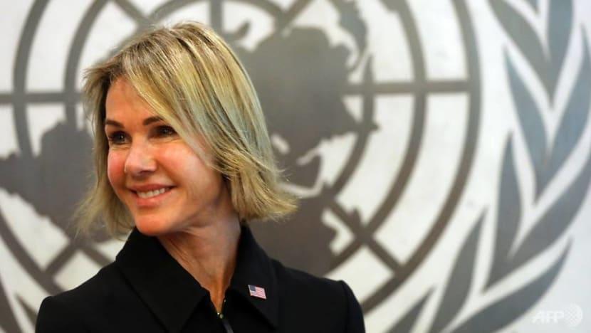 New US ambassador takes up post at United Nations