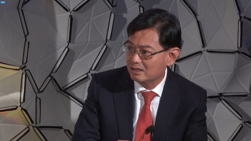 US-China trade war 'should not slow' Belt and Road Initiative's momentum: Heng Swee Keat
