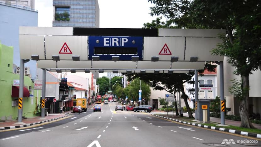 ERP rates to be cut at 96% of gantries as road traffic declines amid COVID-19 outbreak