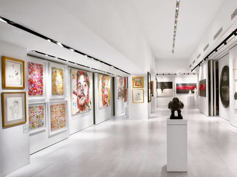 Singapore art gallery holds charity auction, raises S$60,600 for COVID-19 relief