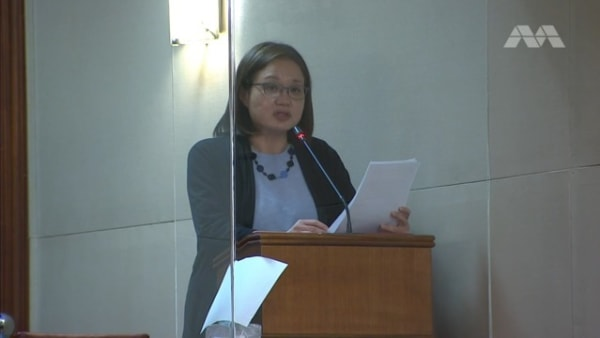 Sylvia Lim on Private Security Industry (Amendment) Bill