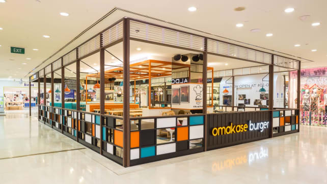 Gourmet food distribution company director convicted of bribing head chef of Omakase Burger