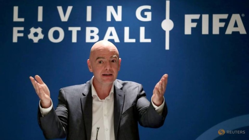 FIFA backs WHO call for 'fair access to vaccines'