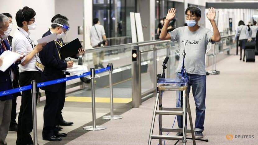 Freed Japan reporter calls on Tokyo to take 'concrete action' against Myanmar junta
