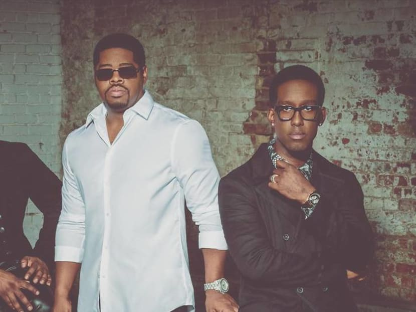 Boyz II Men to perform in Singapore in December as part of their Asia tour