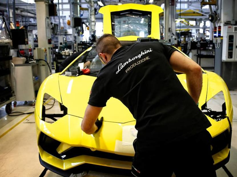 From Ferrari to Lamborghini, how luxury carmakers are responding to COVID-19