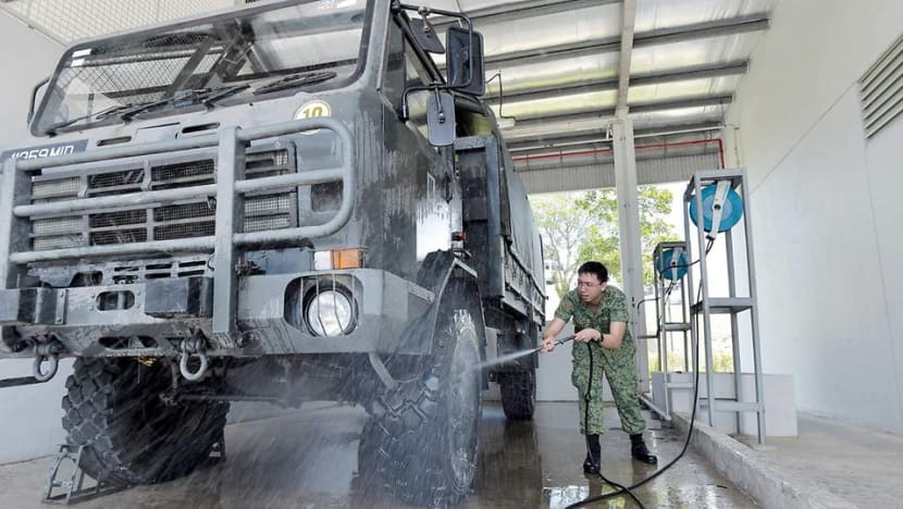 SAF to set up sustainability office, trial cleaner fuels for some fighter jets in latest push to go green