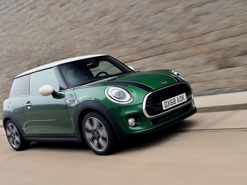 The ultimate pocket rocket: Mini turns 60, celebrates with a special model