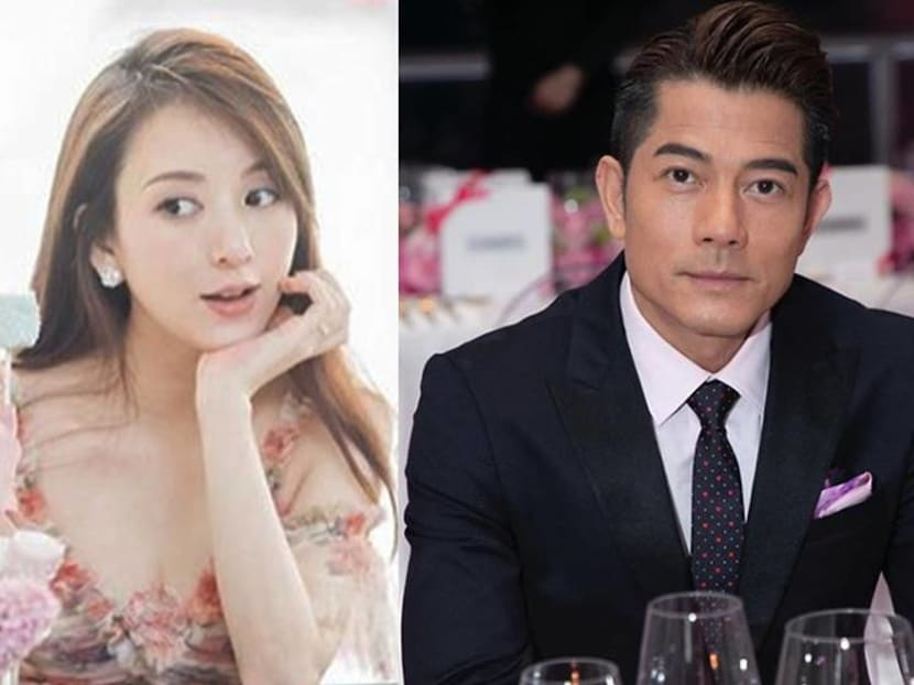 Aaron Kwok and wife welcome second baby on their second wedding anniversary