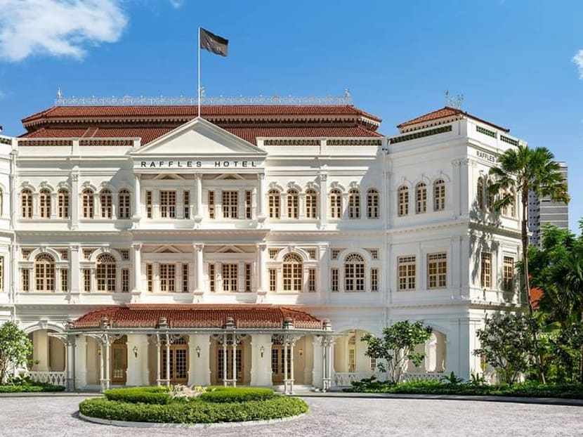Two years later: First look inside a brand new Raffles Hotel Singapore