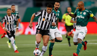 Football: Atletico miss penalty in 0-0 draw with Palmeiras