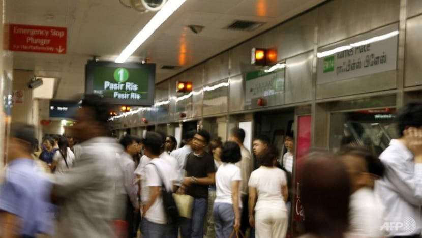 Man jailed for molesting man on crowded train after 'finding him good-looking'