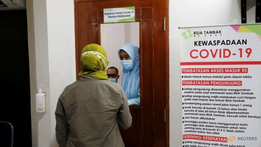 Indonesia passes 1 million COVID-19 cases as vaccinations roll out